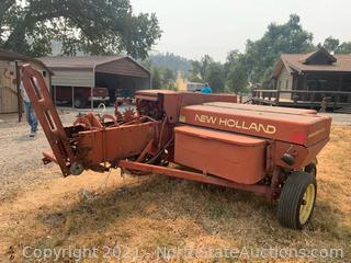 Sperry New Holland 310 Hay Baler (This lot is OFF SITE)