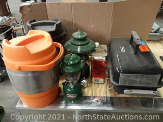 Lot Of Camping Gear