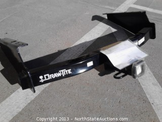 Draw-tite Trailer Hitch, 8,000lb cap, 97 - 04 F-150/F-250 Models.