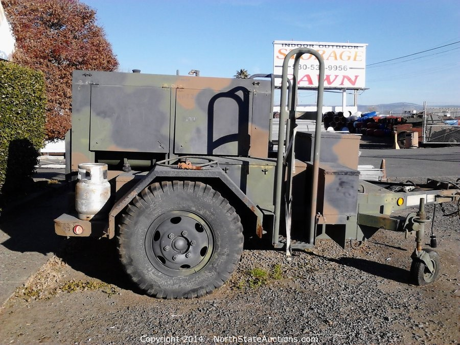 BUY IT NOW! At Northstate auctions.