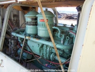 Harbor Master, Outboard Marine Barge Propulsion Units, with Detroit Diesel 6-71