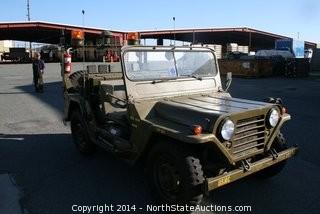 1968 AMC M151A1