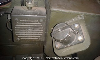 1944 Ford T16 Universal Carrier, WW2 US Military Armored Personnel Vehicle