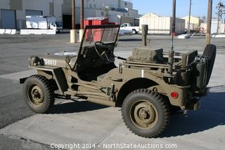 1945 WILLYS MB