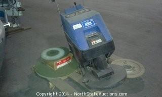 Windsor Compact 20 Floor Scrubber/Buffer