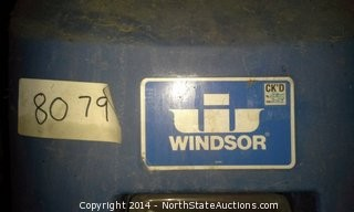 Windsor Compact 20 Floor Scrubber/Buffer