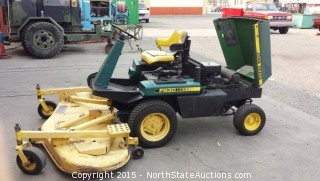 John Deer F930 Riding Mower