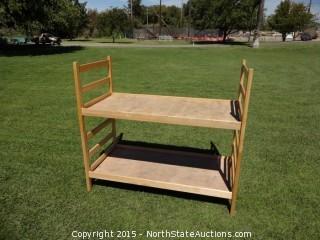 Hardwood Bunk Beds