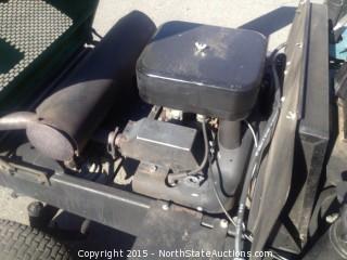 John Deere Mower F930