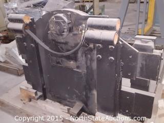 Cascade Forklift Rotator