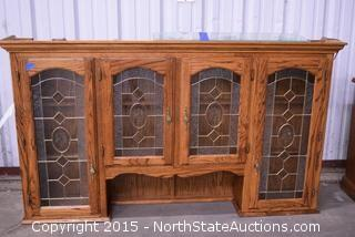 2-Piece Dining Room Hutch
