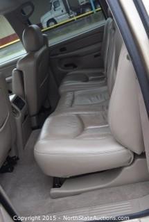 2003 GMC 2500HD 4 x 4 Crew Cab Diesel Pickup