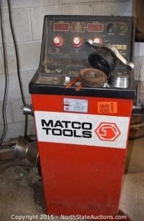 Matco Tools-Coats Direct Drive Wheel Balancer
