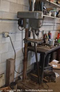 Rockwell Drill Press