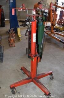 Transmission Jack 3 Ton Long Ram