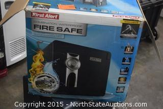 First Alert Fire Safe