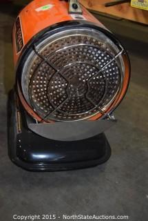 Heat-Stream Portable Kerosene Heater