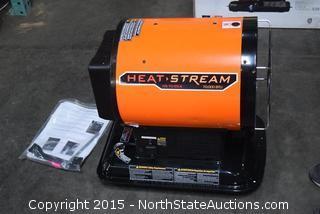 Heat Stream Diesel/Kerosene Radiant Heater