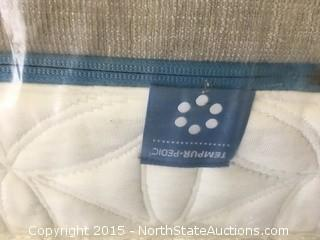 1 Posturepedic mattress