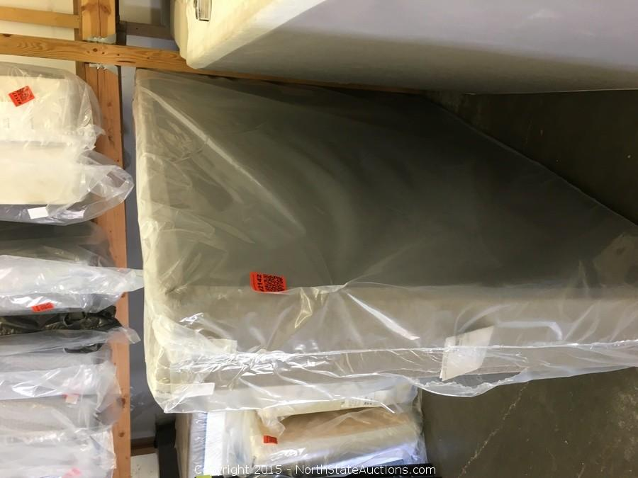 Bankruptcy Auction!  Foothill  Mattress Center