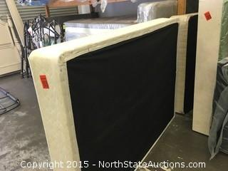 1 Stow-A-way Box Spring