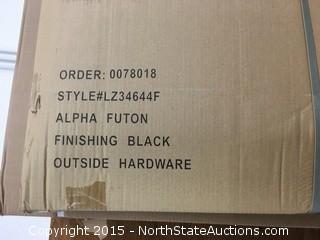Alpha Futon Frame