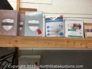 Mattress Protectors & Sleep-Snugs