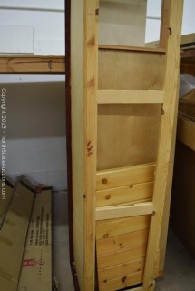 Bunkbed, Captains Storage