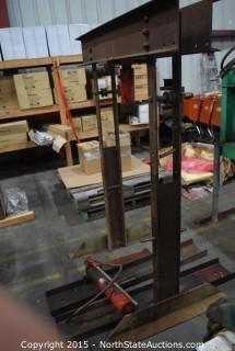 Blackhawk Hydraulic Press