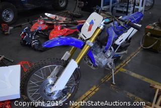 2007 TK200GY-3E Dirt Bike for Parts