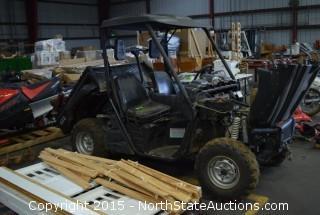 Tomoto 4X4 ATV for Parts