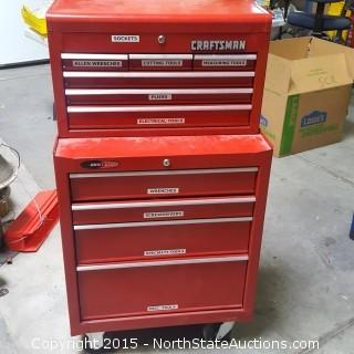 Craftsman Quiet Glide Tool Box