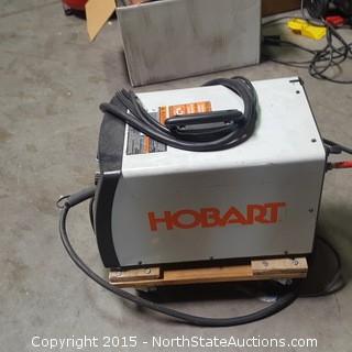 Hobart Wired Welder