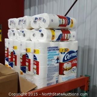 Charmin Ultra Stong Mega Toilet Paper