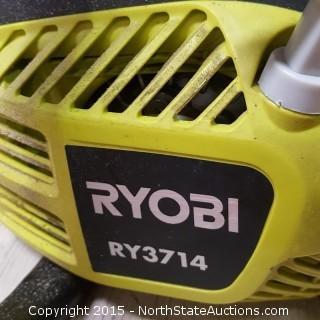 """Ryobi 2 Cycle 14"""" Chain Saw"""