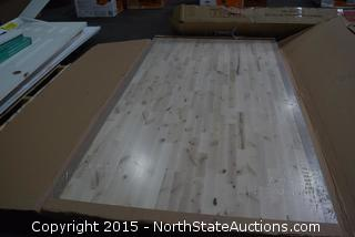 Island Wood Counter Top