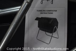 Yinby Tumbling Composter