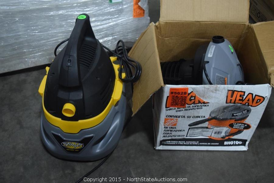 Home Depot Fall Auction