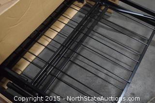 """Zinus SmartBase Premium Birch 18"""" Platform Bed Frame"""