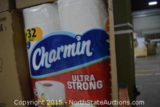7 Boxes of Charmin Toilet Paper