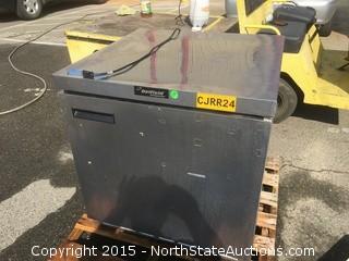 Delfield Under Counter Commercial Refrigerator