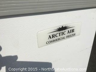 Artic Air Commercial Freezer/ice cream freezer