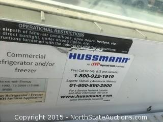 Hussmann Refrigerated Display Merchandiser