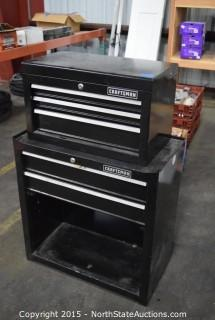 Craftsman 2-Piece Tool Box