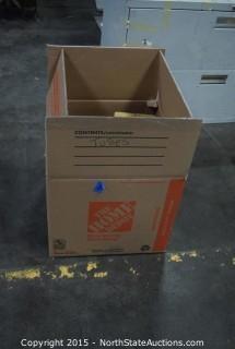 Box of Bicycle Tubes