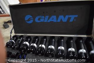 Giant Brand Case of Bicycle Stems
