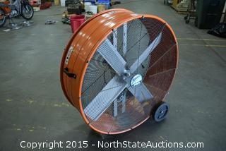 "42"" Maxx Air Pro Shop Fan"