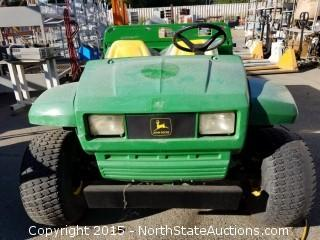 2008 Electric Turf Gator