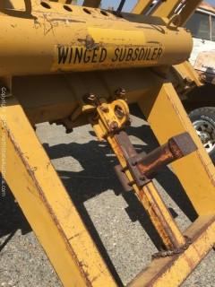 Tilth Winged Subsoiler