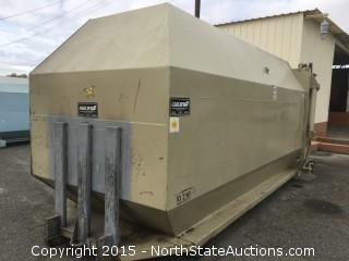 Marathon Trash Compactor RJ-250SC-HT Self Contained